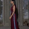 HEIMAT_PRISM MAXI DRESS JAMUN_5